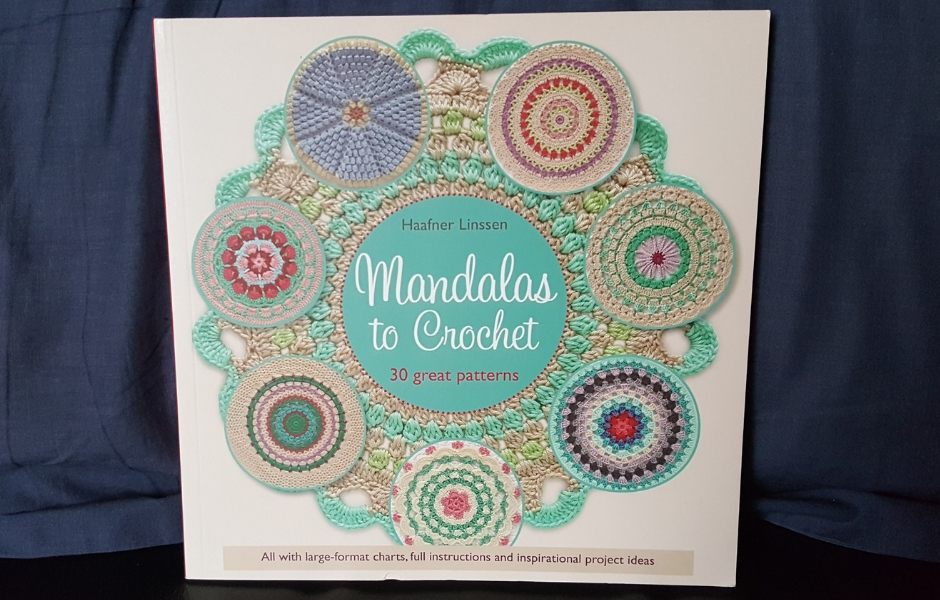 Mandalas to Crochet, by Haafner Linssen – a review