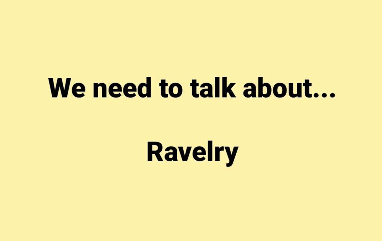 The Ravelry fiasco